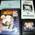 Brett Hull Hockey 95 - Sega Genesis - Complete CIB