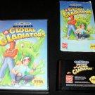 Mick & Mack As the Global Gladiators - Sega Genesis - Complete CIB
