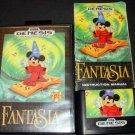 Fantasia - Sega Genesis - Complete CIB