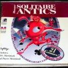 Solitaire Antics - IBM PC & Macintosh - 1995 Masque Publishing - CIB Complete In Box