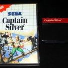 Captain Silver - Sega Master System - With Box