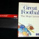 Great Football - Sega Master System - With Box