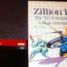 Zillion II - Sega Master System - With Box