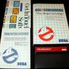 Ghostbusters - Sega Master System - Complete CIB