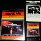 Cosmic Ark - Atari 2600 - Complete CIB