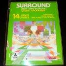 Surround - Atari 2600 - Complete CIB - With Box Protector
