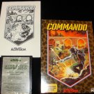 Commando - Atari 2600 - Complete CIB