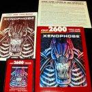 Xenophobe - Atari 2600 - Complete CIB - Rare