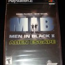 Men in Black II - Sony PS2 - Brand New Factory Sealed