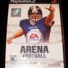Arena Football - Sony PS2 - Brand New Factory Sealed
