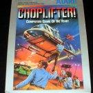 Choplifter - Atari 5200 - Brand New Factory Sealed