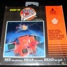 Story of Atari Star Raiders - 33 1/3 RPM Record - Kid Stuff Records 1982 - Brand New - Rare