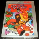 Crystal Castles - Atari 2600 - Brand New Factory Sealed - 1988 Rerelease Version
