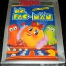 Ms. Pac-Man - Atari 7800 - Brand New Factory Sealed