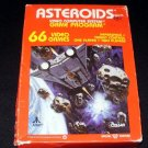 Asteroids - Atari 2600 - New Factory Sealed