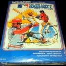 Major League Baseball - Mattel Intellivision - New Factory Sealed