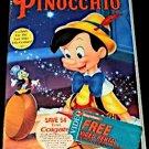 Disney's Pinocchio - VHS Movie - Brand New Still Sealed