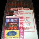 Sega Genesis Manual & Original Paperwork - New - No Console Included