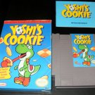 Yoshi's Cookie - Nintendo NES - Complete CIB