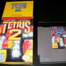 Tetris 2 - Nintendo NES - Complete CIB