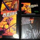 8 Eyes - Nintendo NES - Complete CIB
