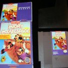 Mickey Mousecapade - Nintendo NES - Complete CIB