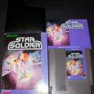 Star Soldier - Nintendo NES - Complete CIB
