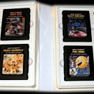 Atari 2600 Game Program Case - Filled With 8 games