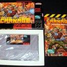 Total Carnage - SNES Super Nintendo - Complete CIB