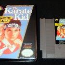 Karate Kid - Nintendo NES - With New Bit Box Case