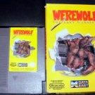 Werewolf - Nintendo NES - With Box & Cartridge Sleeve
