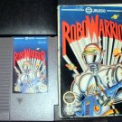 Robo Warrior - Nintendo NES - With Box & Cartridge Sleeve