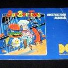 Burgertime - Nintendo NES - Manual Only