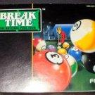 Break Time - Nintendo NES - Manual Only