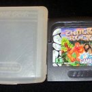 Chuck Rock - Sega Game Gear - With Case
