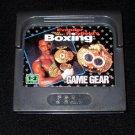 Evander Holyfield's Real Deal Boxing - Sega Game Gear