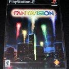 Fantavision - Sony PS2 - Brand New Factory Sealed