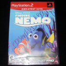 Finding Nemo - Sony PS2 - Complete CIB