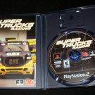 Super Trucks Racing - Sony PS2 - Complete CIB