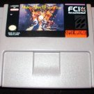 Might and Magic III - SNES Super Nintendo - Rare