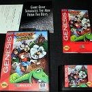 Goofy's Hysterical History Tour - Sega Genesis - Complete CIB