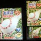 RBI Baseball 93 - Sega Genesis - Complete CIB