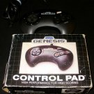 Refurbished Sega Genesis Controller - Official 3 Button MK-1650 Model - With Box
