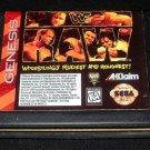 WWF Raw - Sega Genesis