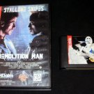 Demolition Man - Sega Genesis - With Box