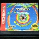 Tiny Toon Adventures Buster's Hidden Treasure - Sega Genesis