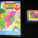 Barney's Hide & Seek - Sega Genesis - With Box