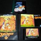 QuackShot Starring Donald Duck - Sega Megadrive - Complete CIB - PAL European Version
