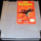 Wrath of the Black Manta - Nintendo NES