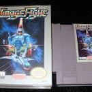 Image Fight - Nintendo NES - With Box
